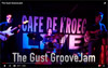 Video 'The Gust GrooveJam' with Rocco Romano, guit and Max Hering, drs
